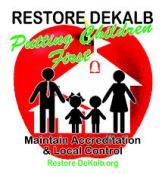 Restore Dekalb Logo