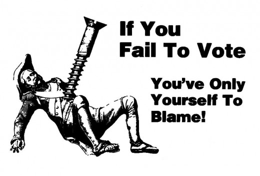 VoteOrGetScrewed